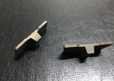 Implantes de titanio Gr 5